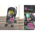 Москитная сетка  на коляску Manito Luxury Summer, цвет чёрный