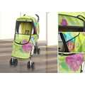Москитная сетка  на коляску Manito Luxury Summer, цвет салатовый