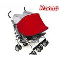 Козырёк от солнца для двойной коляски Manito Twin