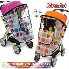 Козырёк от солнца с москитной сеткой Manito Harmony Magic
