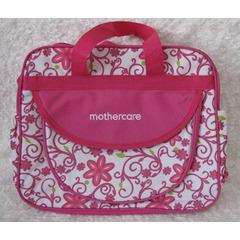 Сумка для мамы и на коляску Mothercare, розовая