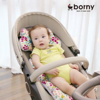 Матрасик для коляски и автокресла Borny
