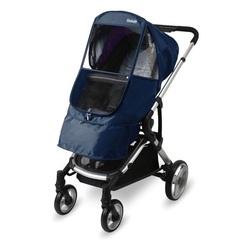 Дождевик Manito Elegance Beta для коляски-гамака, цвет тёмно-синий