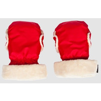 Уютная муфта для рук Manito, цвет красный