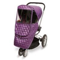 Утеплённый чехол для коляски-гамака  Manito Castle Beta, цвет фиолетовый